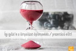 Diplomavédés, prezentáció