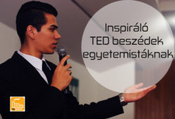 Inspiráló TED beszédek